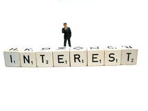 Interest Royalty Free Stock Image