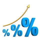 Interest Boom Royalty Free Stock Photos