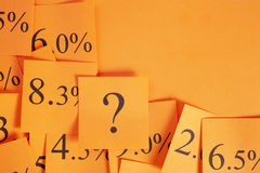 Interest Rate Concept Stock Images