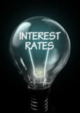 Interest rates Stock Photos
