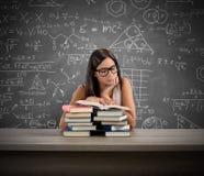 Interested teacher Stock Photos