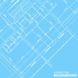 Architecture background vector illustration