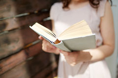 Interesting book Stock Images