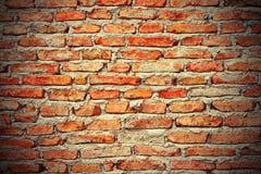 Interesting brick wall texture Royalty Free Stock Images