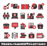 Interesting Business Icons Stock Photos