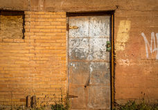 Interesting Doorways Royalty Free Stock Image