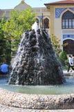 Interesting fountain in Konya, Turkey Stock Photos