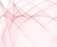Interesting Futuristic Background. With Colored Gradients And Lines Stock Photography