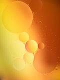 Interesting orange colored background Stock Photos