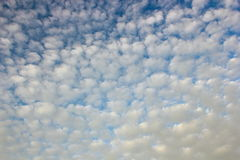 Interesting real sky background Royalty Free Stock Images