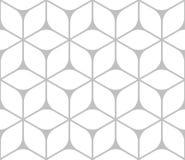 Interesting Triangular Hexagon in Circular Design Royalty Free Stock Photos