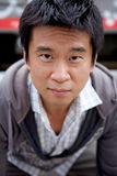 interestng azjatykci mężczyzna Zdjęcie Stock