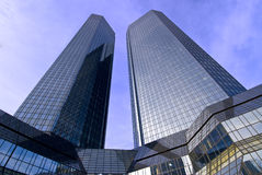 interesy budynków Zdjęcie Stock