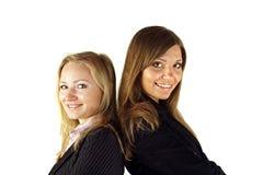 interesy partnerów młodych Zdjęcia Royalty Free