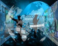 Interfaccia Immagine Stock Libera da Diritti