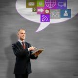 Interfaccia utente Immagine Stock
