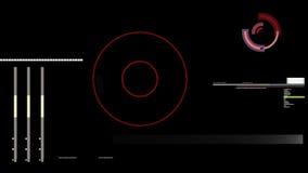 Interface 1 vector illustratie