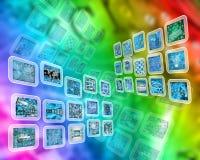 Interface Royalty-vrije Stock Afbeelding