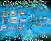 Interface Royalty-vrije Stock Fotografie