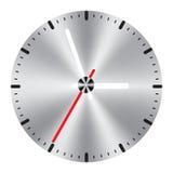 Interface d'horloge Image libre de droits