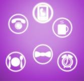 Interface de utilizador Fotografia de Stock Royalty Free