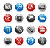 Interface // Gel Pro Series Royalty Free Stock Photo