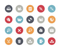 Interface Icons // Classics Series Stock Image