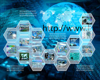 Interface Royalty Free Stock Image