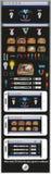 Interfaz gráfica de usuario para los juegos y el software Imagen de archivo