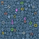 Interfejs ikony Zdjęcie Royalty Free