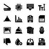 Interfejs Użytkownika paczka wektory ilustracji