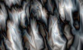 interferencia abstraiga el fondo Textura o espacio del metal Fotografía de archivo libre de regalías