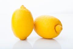 Interi limoni Immagine Stock Libera da Diritti