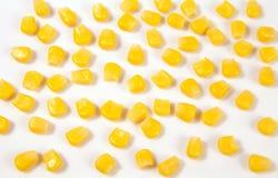 Interi noccioli di cereale Fotografie Stock Libere da Diritti