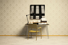 Interieur Royalty Free Stock Photo