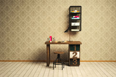 Interieur Royalty Free Stock Image