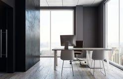Interior à moda do escritório Foto de Stock