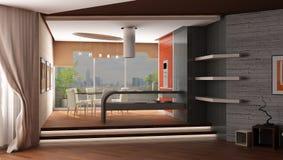 interior 18 Arkivbilder