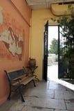 interior 2 del Llano-aire Fotografía de archivo libre de regalías