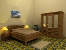 interior 3d Arkivbilder