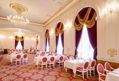 Interior 4 del restaurante imagenes de archivo