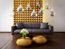 Free Interior Royalty Free Stock Photography - 43675947