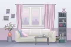 Interior 12 ilustração royalty free