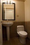 Interior. Toilet Royalty Free Stock Photography