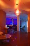 Interior 7 del hotel Foto de archivo libre de regalías