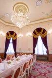Interior 7 del restaurante fotografía de archivo