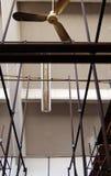 Interior abandonado da fábrica Fotografia de Stock