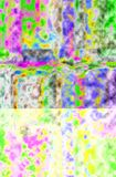 Abstract. Art. Painting. Graphic. Abstraction. Picture Stock Photography