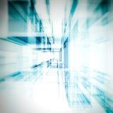 Interior abstracto ilustración del vector