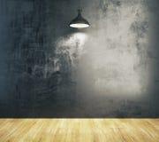 Interior abstracto del grunge Imagen de archivo libre de regalías